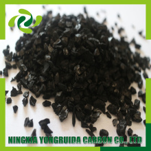 CTC 60 nut shell activated carbon chlorine gas for water treatment