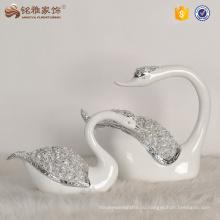 Свадебный подарок стол украшения смолаы утка искусства подарок украшение дома