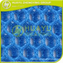 YT2677 100% poliéster 320gsm 3d spacer tecido de malha