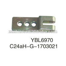 Venta caliente Bus Selector Arm / Yutong Bus Parts