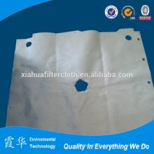 Fabricant de tissu filtre PE pour filtre presse