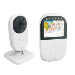 Android Intercom Baby Monitor Recorder con pantalla