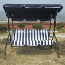 Leisure style outdoor 3 seater swing chair XY-176