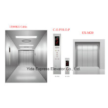 Freight Elevator for Capacity From 1, 000kg to 12, 000kg
