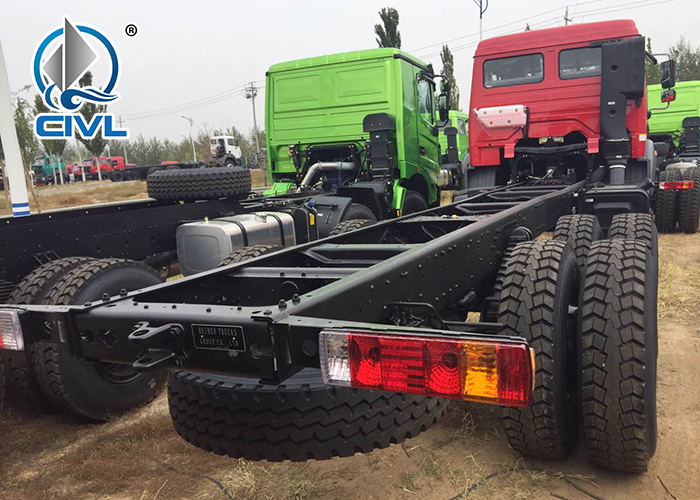 Beiben 6x4 Chassis 11