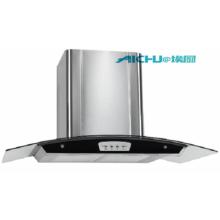 Campana extractora de cocina con ventilación automática