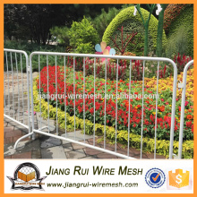 Temporary Hot Dip Events Galvanized Crowd Control Barriers/Fencing for Sale