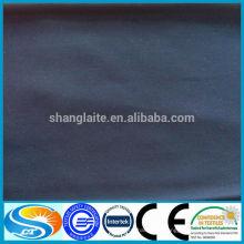 Vente en gros de tissu pour vêtement en coton en tissu blanc