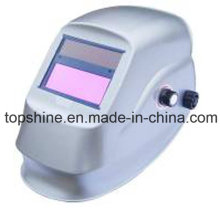 Máquina de cara llena PP Estándar Industrial Profesional de soldadura máscara de seguridad