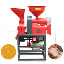 DAWN AGRO Combined Hulling Rice Polishing Machine Mill 0829