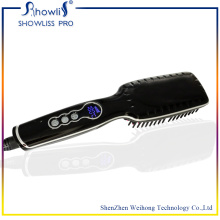 Showliss Fabricante Electric Mch Hair Straightener Cepillo