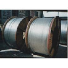 Conductor de aluminio de acero reforzado (ACSR)