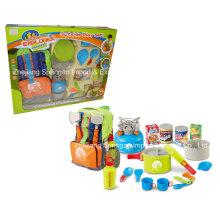 Boutique Playhouse Plastic Toy-Camping Ensemble de jeu extérieur