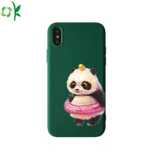 Jualan Hot Panda Silicone Phone Cover Unisex