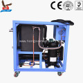 Water industrial screw chiller for sales