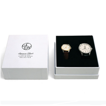 Custom White Cardboard Paper Watch Box
