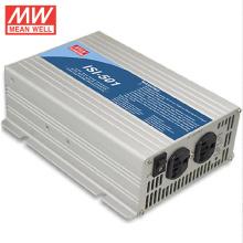 MEANWELL 12VDC Eingang Mini Wechselrichter Solar für Einzel Panel 450W ISI-501