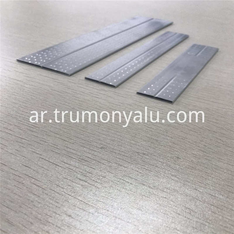 Aluminum Hour Glass Tube11
