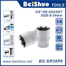 "3/8""Drive Metric/SAE Socket of Hand Tool"