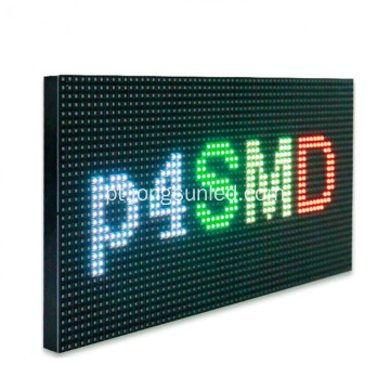 Painéis de tela LED P4 para exteriores Display LED para exteriores