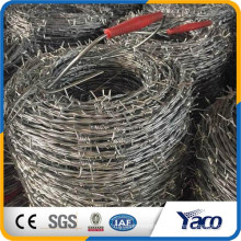 china manufacturer barbed wire mesh fencing prices