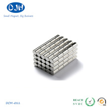 Permanent Neodymium Iron Boron Cylinder Magnet