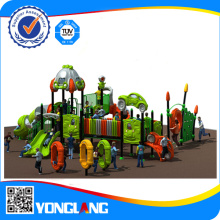Plastic Slides Attractions Equipments