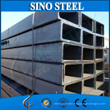 Q195 Q23 Square Shape Welded Steel Pipe 100*50*2mm