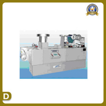 Machine pharmaceutique d'auto-vérification formant machine d'emballage Al-Blister