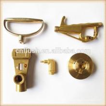 Mecanizado de precisión hecho por encargo del OEM piezas convertidas Fábrica de fundición de precisión