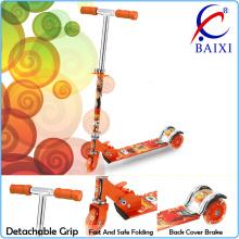 Scooter de 3 ruedas con capacidad máxima de carga de 50 kg (BX-3M005)