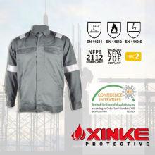 100% poliéster leve casaco respirável e impermeável 20000mm