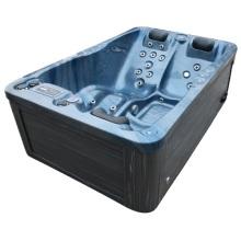 Гидромассажная ванна на открытом воздухе, массаж, спа, бассейн, гидромассажная ванна