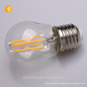 LED Filament Bulb G45 E27