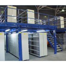 Q235B Mezzanine Rack für die Auto Teile