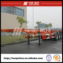 40fttank Container Semi-Trailer en venta en es.dhgate.com