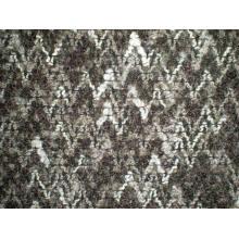 Jacquard Wool Fabric for Winter Coat (UW303)