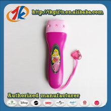 Hot Sell Beautiful Plastic Torch Toy para crianças