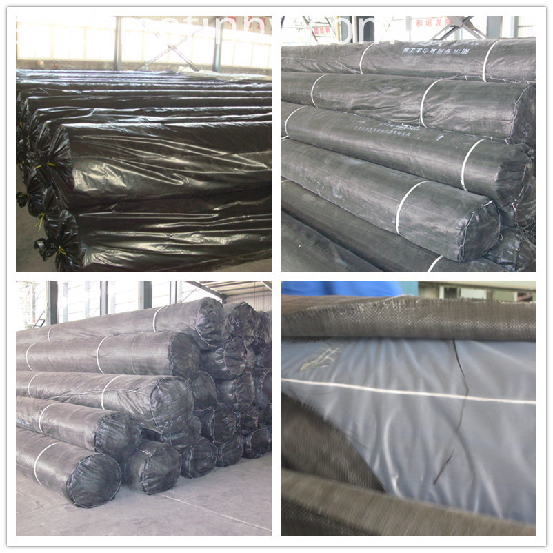 80mils HDPE Geomembrane for Landfill