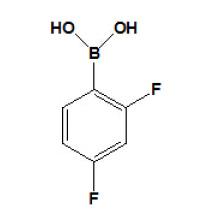 2, 4-Difluorophenylboronic Acid CAS No. 144025-03-6