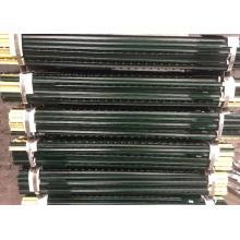 Postes de cercado de metal T, Postes de cercos galvanizados
