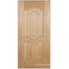 Buena piel de la puerta de la melamina de la venta / piel natural de la puerta de la chapa