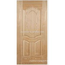 Good sale melamine door skin/natural veneer door skin