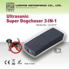 batteriebetriebene Handheld tragbare hochwertige Ultraschall Hund Chaser Katze Repeller