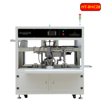 Head folding mask machine and era-loop welding machine