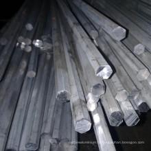 Tige en aluminium hexagonale pleine 5052 5A02 5083