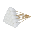 Disposable Wooden Stick Cotton Buds