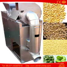 Tk-300S Stainless Steel Soybean Peeler Green Pea Nut Peeling Machine
