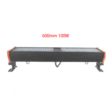 100W IP65 Warehouse Factory LED Linear High Bay Light.