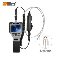 US05MU60 1 mega pixel 3.5 inch screen borescope inspection camera for car repair and maintenance